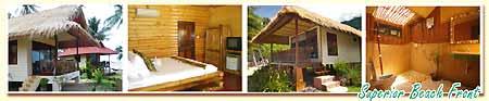 Sailing Thailand Koh Tao Bungalows Bowthong Resort