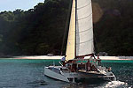 Sailing Yacht Full Steam Phuket Thailand