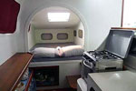 Double berth on SY Maquina Phuket Thailand
