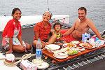 Charter catamaran Maquina Phuket Thailand