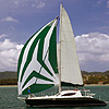See Details of the Catamaran Maya