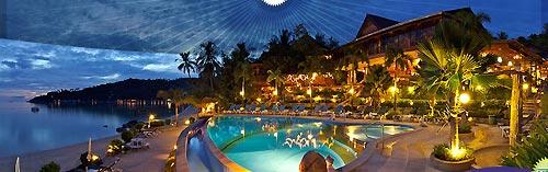 Koh Tao Resort Beach Zone