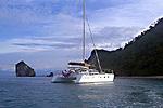 Sailing Cruises Thailand - Catamaran Nakamal