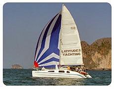 Bare boat charter yacht Chimera