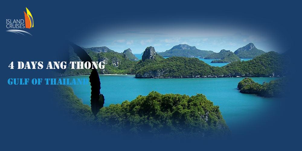Ang Thong National Park Sailing Cruise