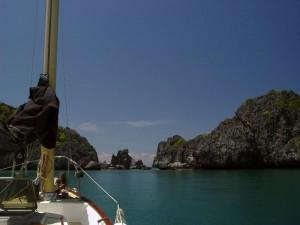 Sailing Thailand - Ang Thong Marine Park