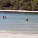 Bareboat Tiki 38 Swimming Rok Nok