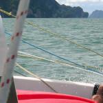 Bareboat Tiki 30 Phang Nga Bay