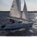 Bareboat Yacht Charter Lagoon 380