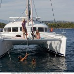 Yacht charter on Lagoon 380 - A great boat for families