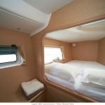 Lagoon 380 - Double aft cabin
