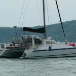 Sailing Catamaran Bohemian