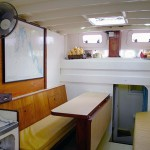 Crewed Yacht Charter Salon