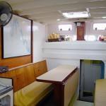 Crewed Yacht Charter Salon