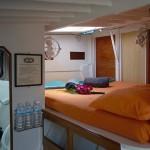 Charter a Yacht Aquila Cabin