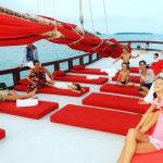 Upper deck - Day Cruise Samui