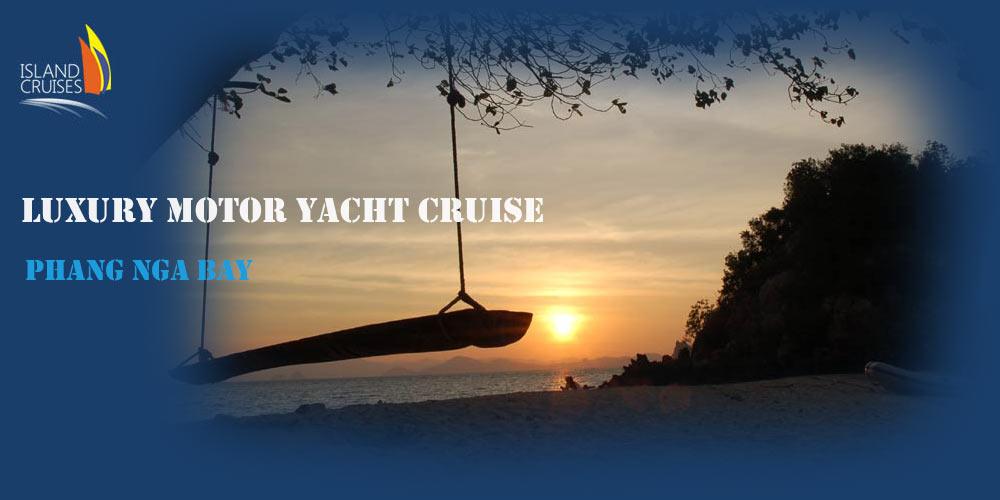 Luxury Yacht Cruise Phang Nga