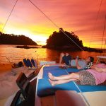 Sailing Catamaran Nakamal