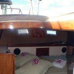 Koh Tao Yacht Charter Aft Cabin