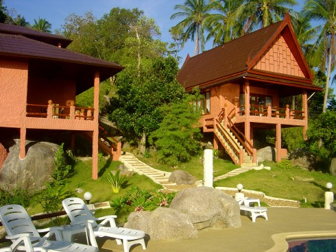 The Rocks Villas Koh Tao Thailand
