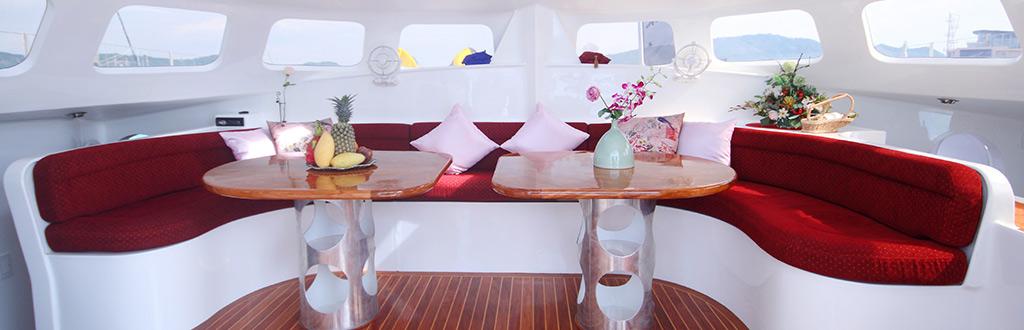 Sailing-Catamaran-Amadeus-salon