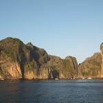 Yacht Charter Destination Phi Phi Lee