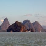 Yacht Charter Destination Phang Nga Bay