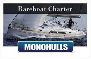 Bareboat Monohulls Phuket Thailand