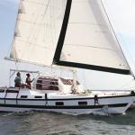 Wharram Tiki 38 Sailing from Phuket