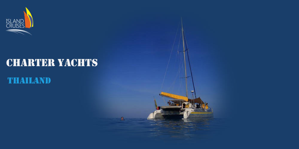 Yacht Charter boats Thailand