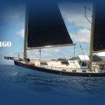 Sailing Koh Tao - Samui - SY Freedom Fargo