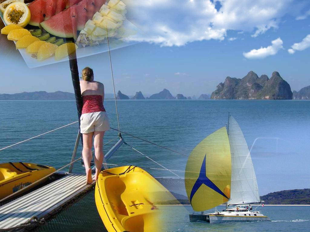 Yacht Charter Phuket Thailand Mozart