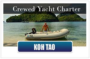 Crewed Yacht Charter Koh Tao