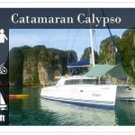 Crewed Yacht Charter - Sailing Catamaran Calypso