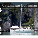 Charter a Yacht - SY Bohemian