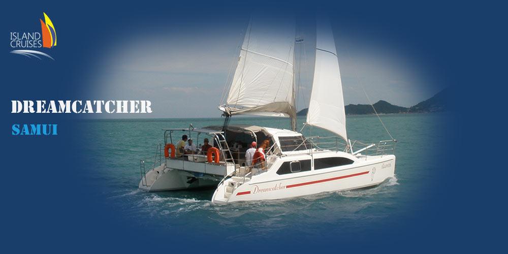 Yacht Charter Samui Dreamcatcher