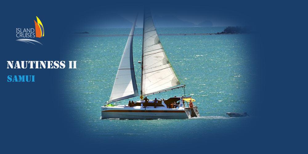 Yacht Charter Samui Nautiness II