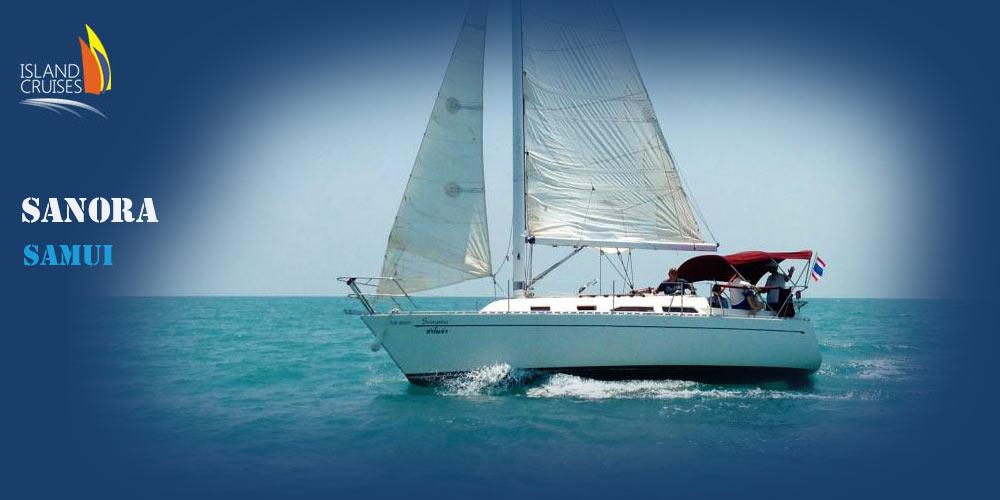 Crewed Yacht Charter Samui Sanora