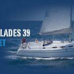 Cyclades 39.5 - Bareboat Charter Yacht