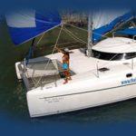 Athena 38 Bareboat Charter Catamaran
