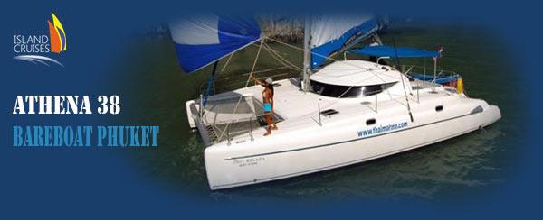 Bareboat Charter Phuket
