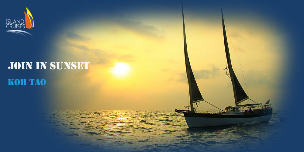 Join in Sunset Cruise Koh Tao