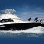Luxury Yacht Charter  - Riviera 47