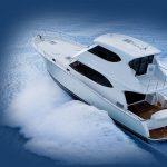 Luxury Yacht Charter  - Maritimo 48