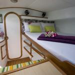 Nature Cabin Yacht Charter Mozart