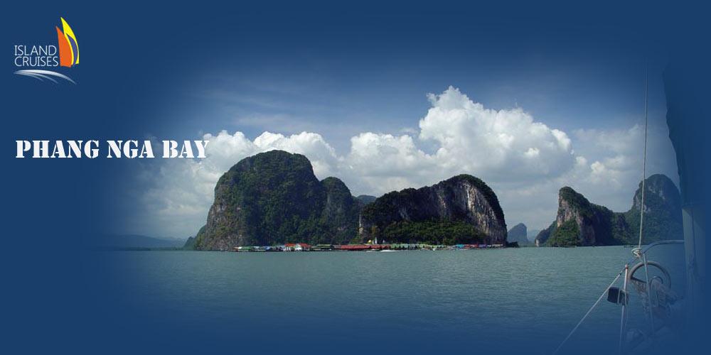 Sailing Destination Phang Nga Bay