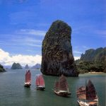 Unparalleled views in Phang Nga Bay