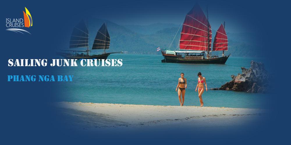 Junk Sailing Cruises