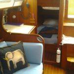 Sailing Samui Yacht Sanora Salon