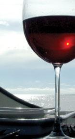 Sailing Thailand Island Cruises Yacht Charter - Wine List